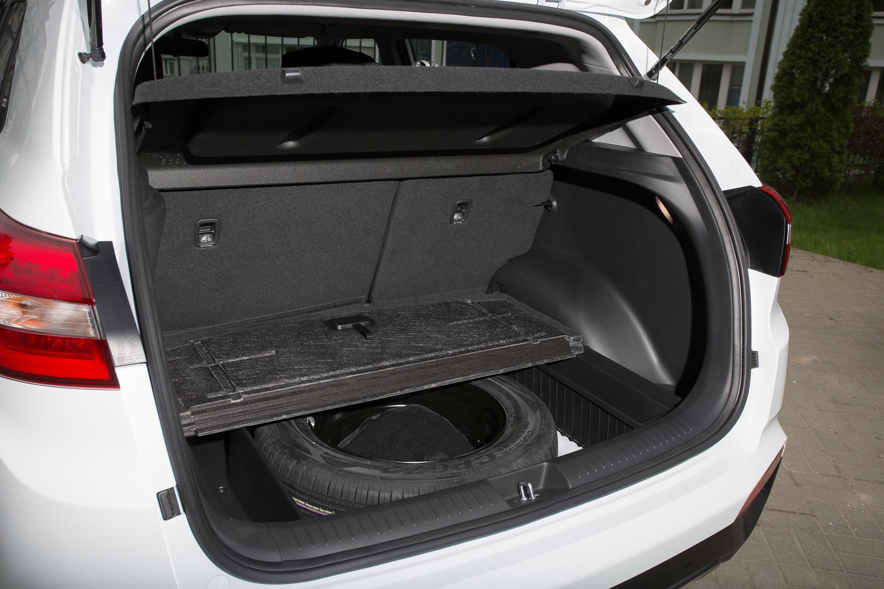 Hyundai Creta интерьер