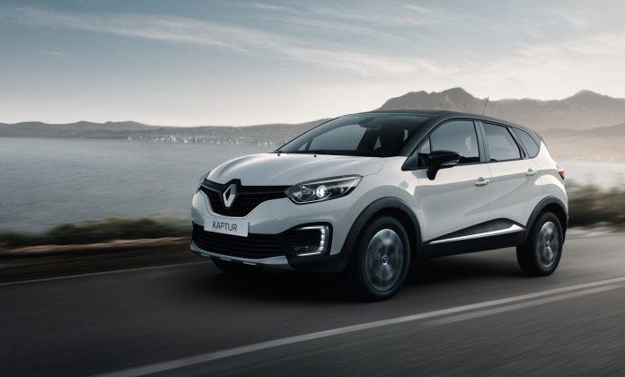 купить Renault Kaptur