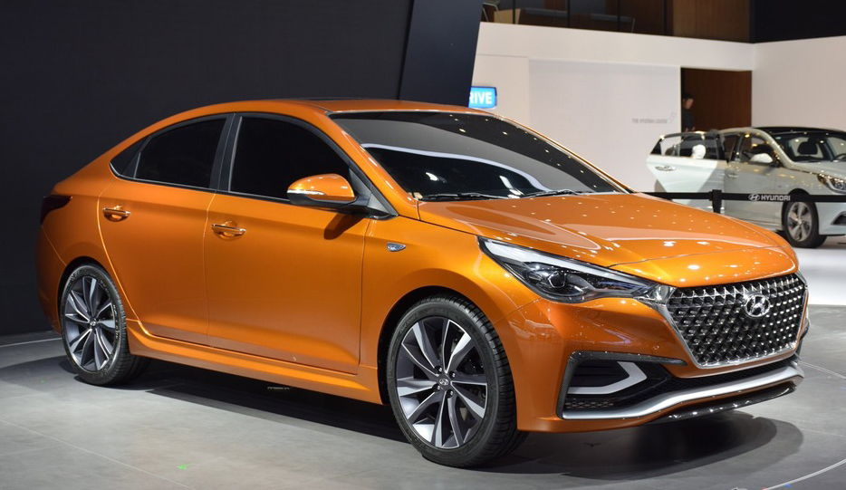 Hyundai Solaris concept