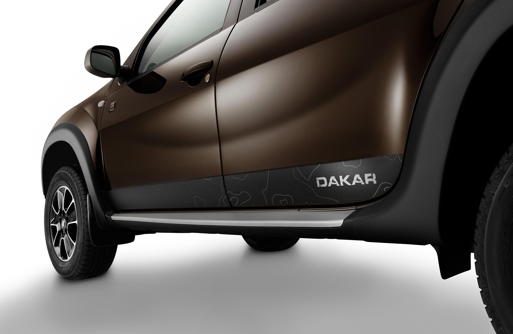Duster Dakar